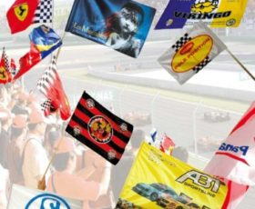Fan/Sportflag